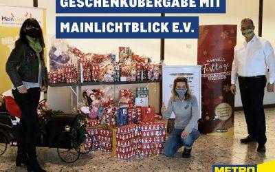 METRO Deutschland Frankfurt-Rödelheim bringt Kinderaugen zum Strahlen!