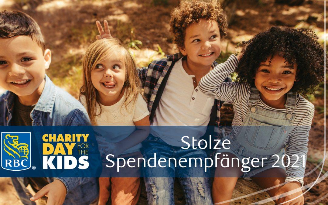RBC Charity Day for the kids 2021  – MainLichtblick erhält großartige Spende
