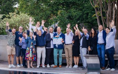 Meisterball-Rally Gruppe spendete 1600 Euro