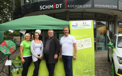 5 Jahresfeier Schmidt Küchen in Heusenstamm!