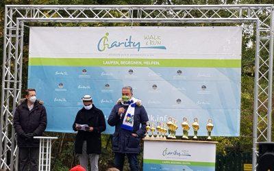 8. Charity Walk & Run am Frankfurter Goetheturm ein voller Erfolg für den guten Zweck