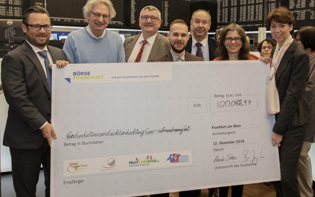 Trading Charity 2018 – Handeln und Helfen ist ein voller Erfolg!